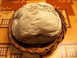 Chléb upečený ze směsi Energy