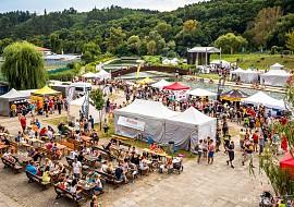 Apetit piknik a Chillibraní: Gastropárty pod širým nebem v Brně