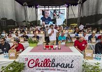 Chillibraní oslaví pět let