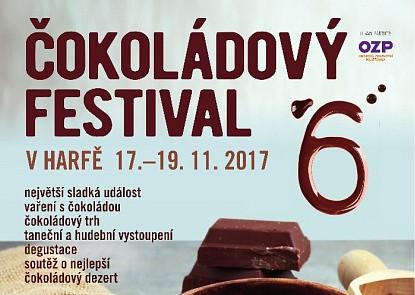 Čokoládový Festival 2017