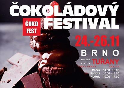 Čokoládový Festival 2017 Brno