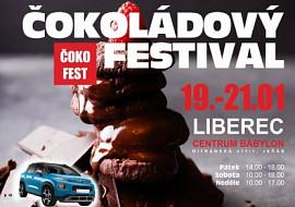 Čokoládový Festival 2017 Liberec