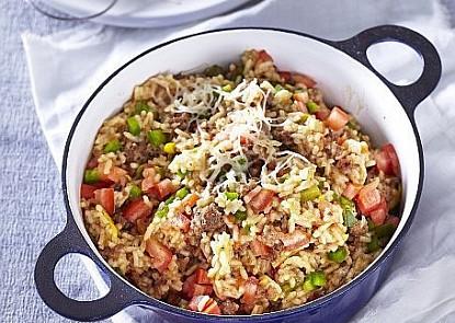 Rychlé pečené rizoto