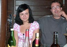 Výlet pražské buňky na Moravu 26.-28.8.2011