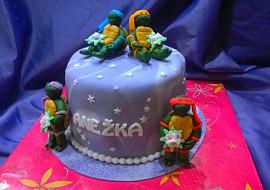Moje dortování, aneb jak se srettkou šel marcipánový čas. . .