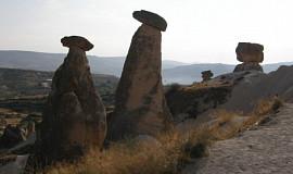 Turecko - Kapadocie