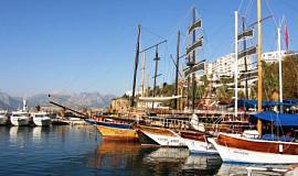 Turecko - Antalia