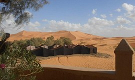 Maroko 3 - v poušti