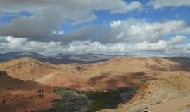 Maroko 4 - pohoří Vysoký Atlas a náhorní plošina