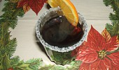 Můj medový vánoční punč
