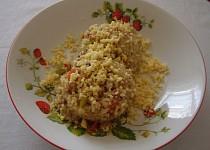 Rychlé zeleninovo-masové rizoto