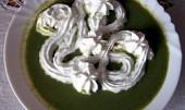 Špenátová polévka II.
