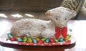 Velikonoční beránek velký