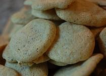 Cukroví - mandlové pusinky