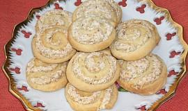 Dobré ořechové pečivo