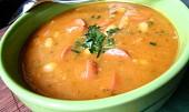 Fazolová polévka rychlá