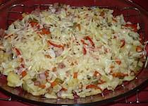 Gratinovaný bramborový salát
