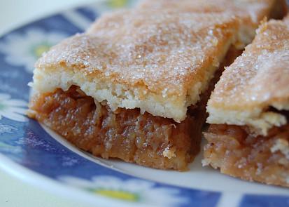 Jablkový koláč milující manželky