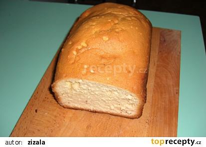 Jemný chlebíček z pekárny