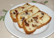 Kokosový chlebíček z bílků