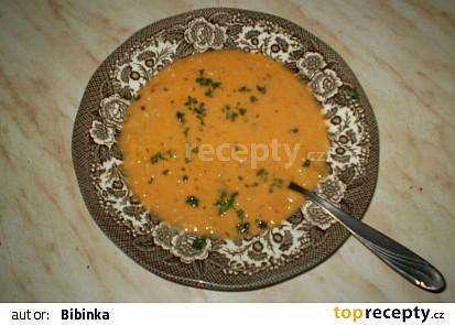 Krabí polévka