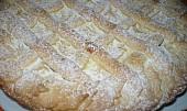 Linecký mřížkový koláč