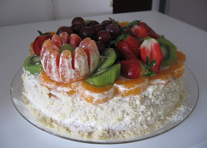 Narozeninový dortík