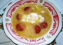 Medzevská bramborová polévka