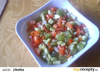 Míchaný salát