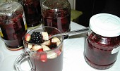 Ovocný čaj na zimu