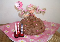 Panenka - dort pro malé panenky