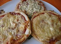 Pizza - základní předpis