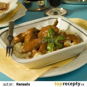 Pravý kuřecí paprikáč