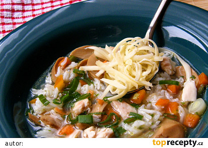 Římská polévka