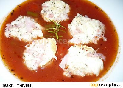 Rychlá toskánská polévka