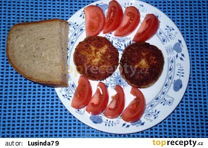Sýrové karbanátky zn.rychlá večeře