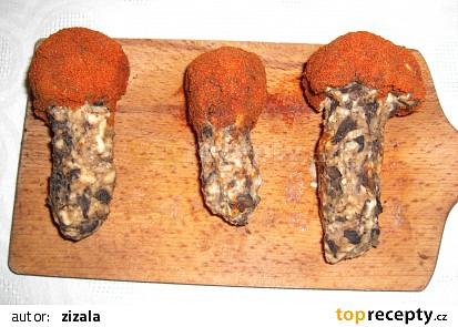 Sýrové křemenáče z poloviční dávky