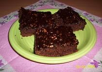 Americký kakao-kolový koláč