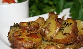 Bylinkové brambory