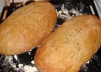 Domácí chléb vhodný i na Jendův Plecovník