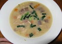 Drůbková polévka