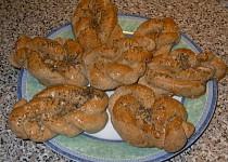 Houstičky inspirované recepty z Topreceptů, pečené v troubě