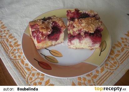 Litý koláč
