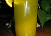 Mrkvovo-pomerančový džus