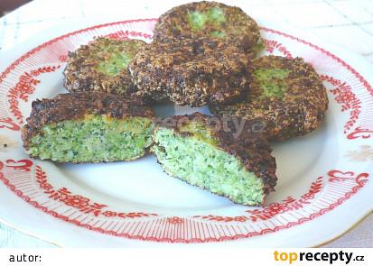 Placičky z brokolice
