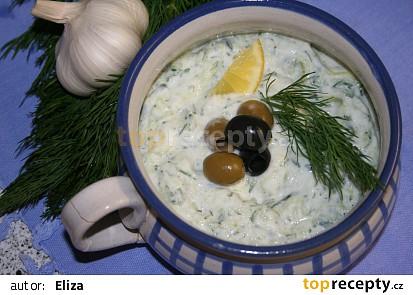 Řecké tzatziky