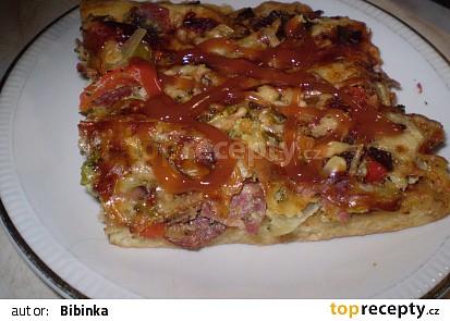 Rychlá pizza(nejen pro Vaška)