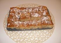 Rychlý jablečný koláč