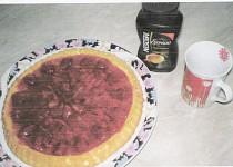 Rychlý jednoduchý koláč