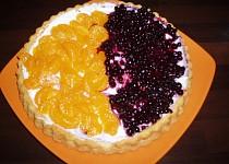 Rychlý tvarohový dort